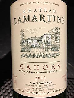 Ch. Lamartine Cahors