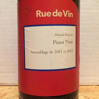 Rue de Vin Pinot Noir