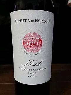 Tenuta di Nozzole Chianti Classico Nozzole(テヌータ・ディ・ノッツォーレ キャンティ・クラッシコ ノッツォーレ)