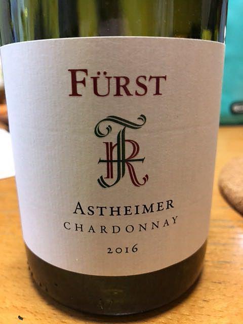 Fürst Astheimer Chardonnay