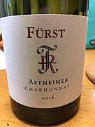 Fürst Astheimer Chardonnay(2016)