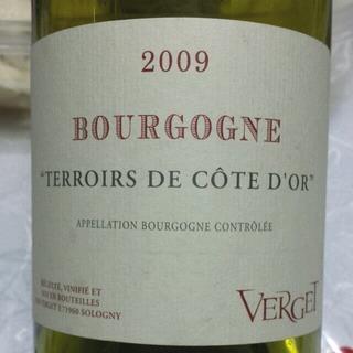 Verget Bourgogne Terroirs de Cote d'Or Rouge