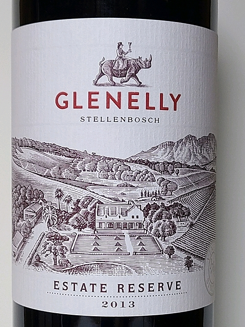 Glenelly Estate Reserve (Grand Vin) Red