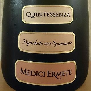 Medici Ermete Quintessenza Pignoletto Spumante