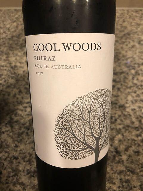 Cool Woods Shiraz(クール・ウッズ シラーズ)