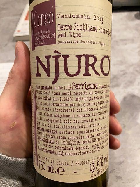 Il Censo Njuro(イル・チェンソ ニューロ)
