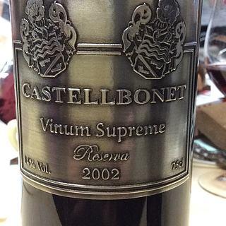 Castellbonet Vinum Supreme Reserva