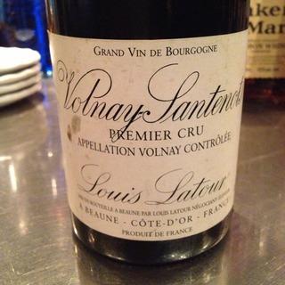 Louis Latour Volnay Santenots 1er Cru