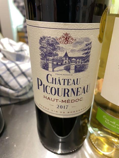 Ch. Picourneau Haut Médoc(シャトー・ピクルノー)