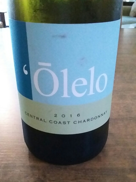 'Ōlelo Chardonnay