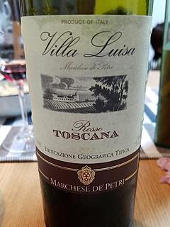 Castellani Villa Luisa Toscana Rosso(カステラーニ ヴィッラ・ルイーザ トスカーナ ロッソ)