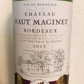 Ch. Haut Maginet Rouge(シャトー・オー・マジネ ルージュ)