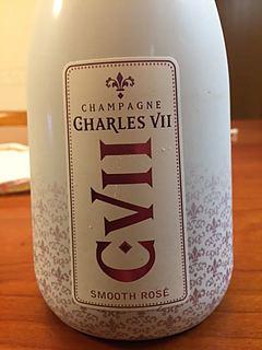 Canard Duchêne Charles VII Smooth Rosé(カナール・デュシェーヌ シャルル 7 スムース・ロゼ)
