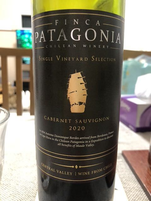 Finca Patagonia Single Vineyard Selection Cabernet Sauvignon(フィンカ・パタゴニア シングル・ヴィンヤード・セレクション カベルネ・ソーヴィニヨン)