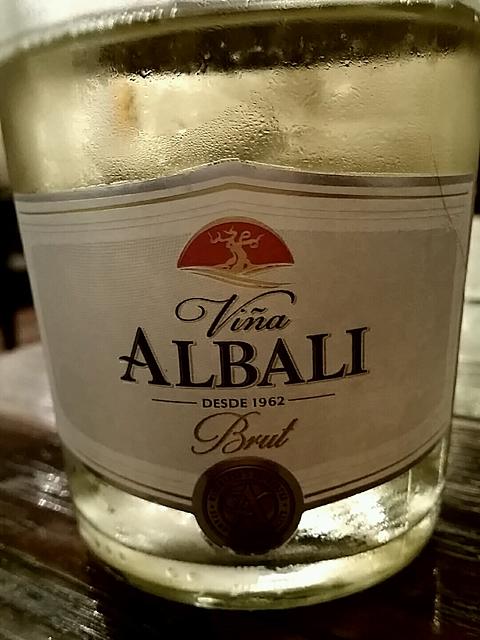 Viña Albali Brut(ビニャ・アルバリ ブリュット)
