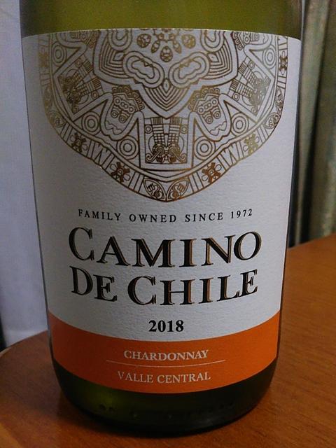 Camino de Chile Chardonnay(カミーノ・デ・チリ シャルドネ)