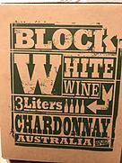 ブロック・ホワイト・ワイン シャルドネ