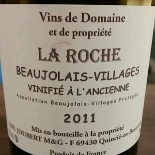 La Roche Beaujolais Villages