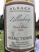 マルク・テンペ ピノ・ブラン ツェレンベルグ