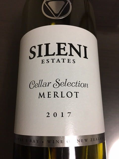 Sileni Cellar Selection Merlot