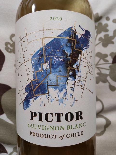 Pictor Sauvignon Blanc(ピクター ソーヴィニヨン・ブラン)