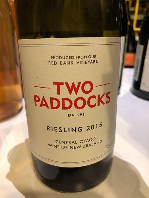 Two Paddocks Riesling(トゥー・パドックス リースリング)