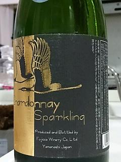 フジッコワイナリー Fujiclair Chardonnay Sparkling