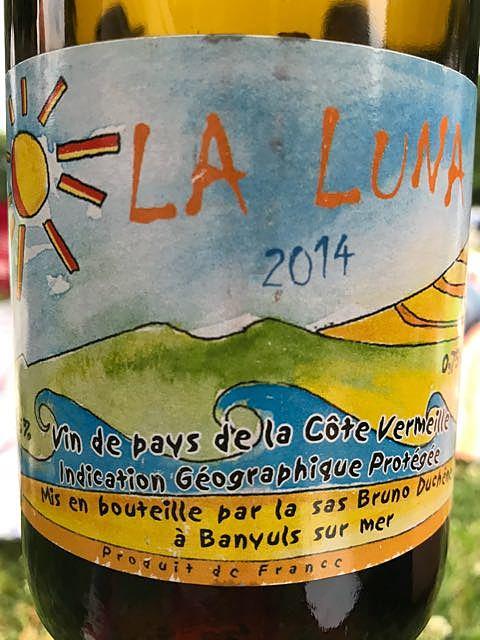 Bruno Duchène La Luna 2014(ブルーノ・デュシェン ラ・ルナ)