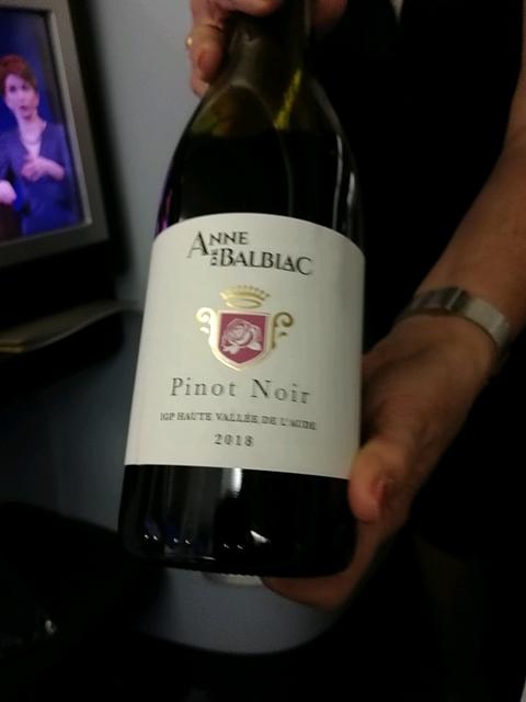Anne de Balbiac Pinot Noir