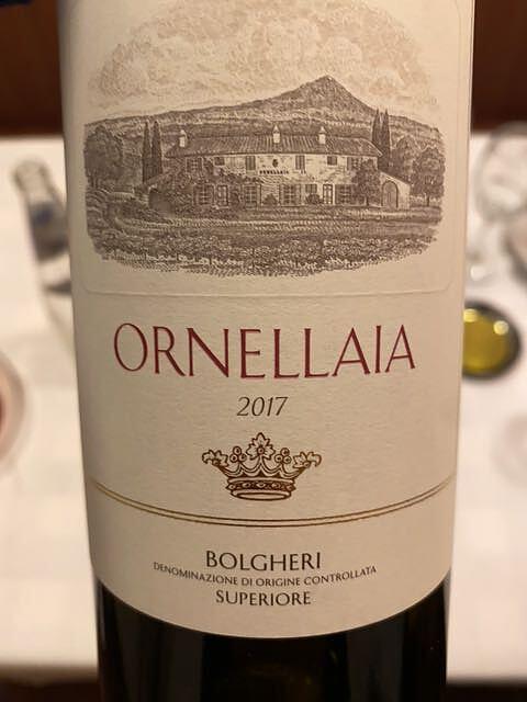 Ornellaia(オルネライア)