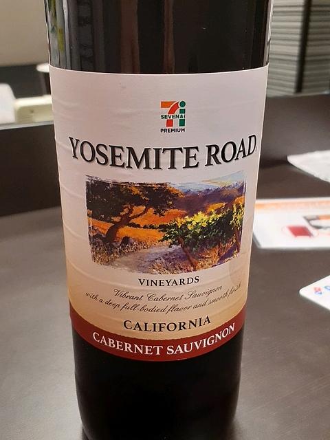 Yosemite Road Cabernet Sauvignon(ヨセミテ・ロード カベルネ・ソーヴィニヨン)