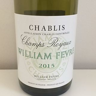 William Fèvre Chablis Champs Royaux