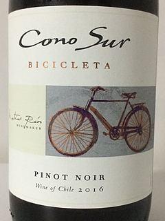 Cono Sur Bicicleta Pinot Noir(コノ・スル ビシクレタ ピノ・ノワール)