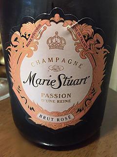 Marie Stuart Passion d'une Reine Brut Rosé