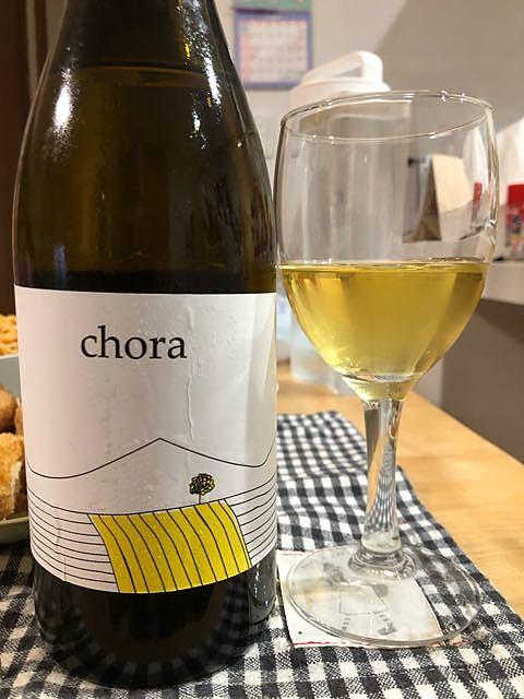 L'acino Chora Bianco 2016(ラーチノ コーラ ビアンコ)