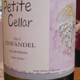 Petite Cellar Zinfandel Old Vines