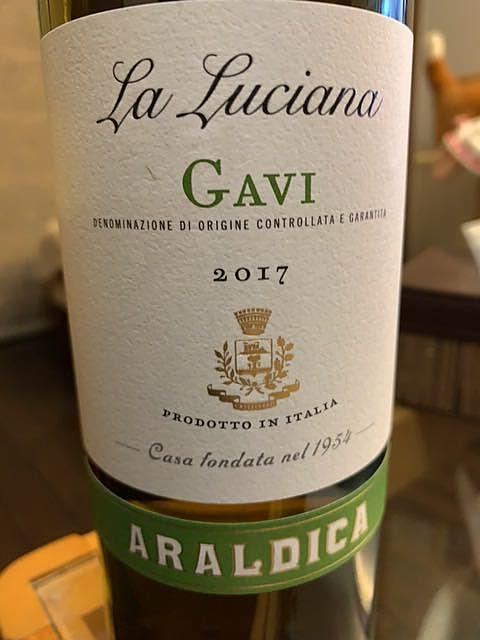 Araldica La Luciana Gavi