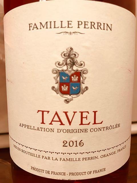 Famille Perrin Tavel