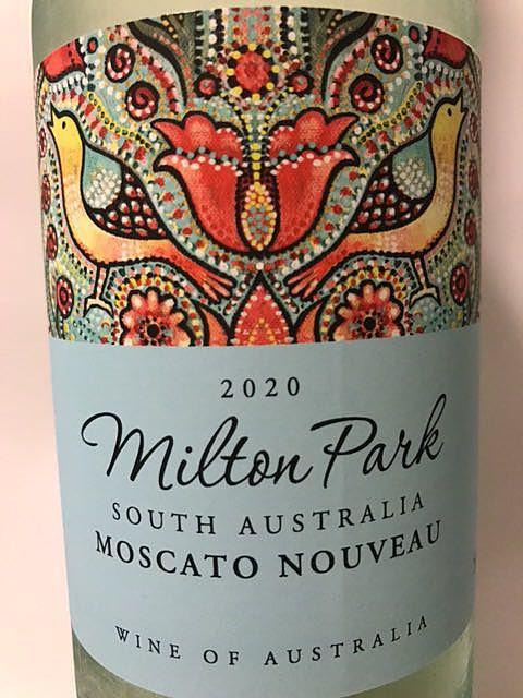 Milton Park Moscato Nouveau(ミルトン・パーク モスカート・ヌーヴォー)