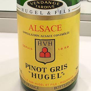 Hugel Pinot Gris Vendange Tardive