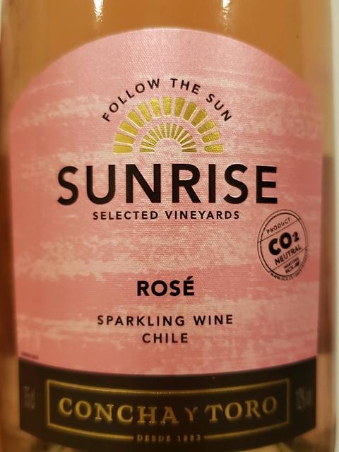 Sunrise Sparkling Rosé