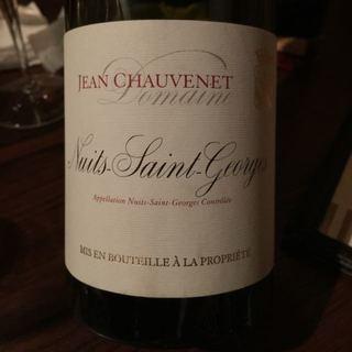 Dom. Jean Chauvenet Nuits Saint Georges Rouge
