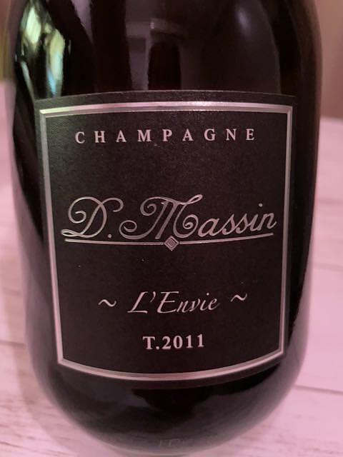 D. Massin Cuvée l'Envie(ドミニク・マッサン キュヴェ・ロンヴィ)