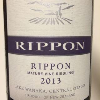 Rippon Mature Vine Riesling(リッポン メイチャア・ヴァイン リースリング)