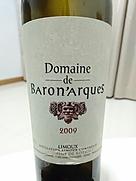 ドメーヌ・ド・バロナーク(2009)