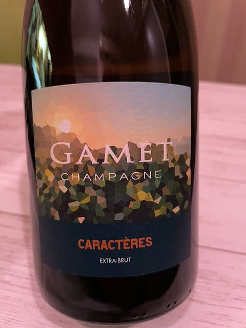 Philippe Gamet Caractères Extra Brut(フィリップ・ガメ キャラクター)
