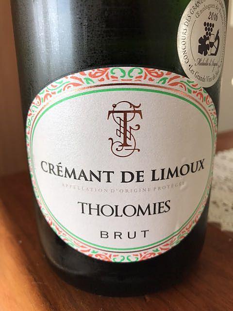Tholomies Crémant de Limoux Brut(トロミー クレマン・ド・リムー ブリュット)