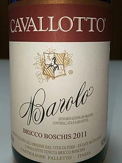 Cavallotto Barolo Bricco Boschis