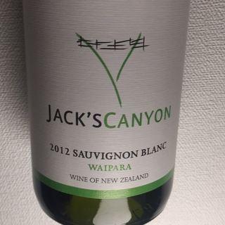 Jack's Canyon Waipara Sauvignon Blanc