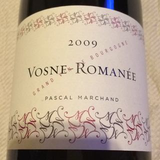 Pascal Marchand Vosne Romanée(パスカル・マルシャン ヴォーヌ・ロマネ)